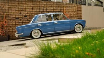 Lada 2103 auto cars wallpaper