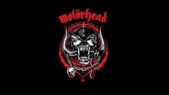 Lemmy killmister motörhead band black background Wallpaper