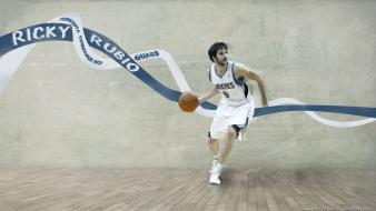 Minnesota timberwolves nba ricky rubio timber wolf basketball wallpaper