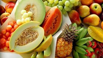 Mix fruits wallpaper