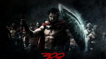 Movies 300 (movie) wallpaper