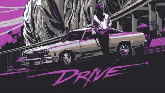 Movies ryan gosling posters drive (movie) wallpaper