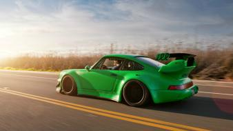Porsche tuning wallpaper