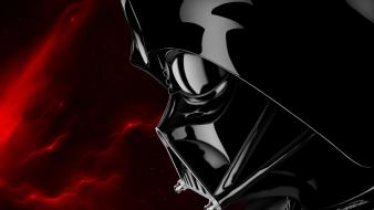 Side anakin skywalker profile evil sith lord wallpaper