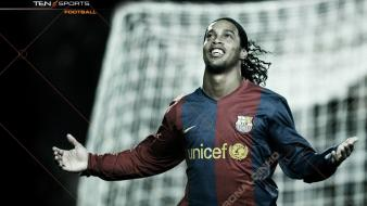 Soccer ronaldinho football stars wallpaper