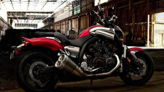 Super bikes yamaha vmax wallpaper