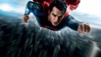 Superman henry cavill man of steel (movie) wallpaper