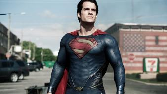Superman henry cavill man of steel wallpaper