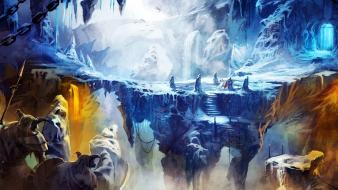 Trine 2 frozen video games Wallpaper