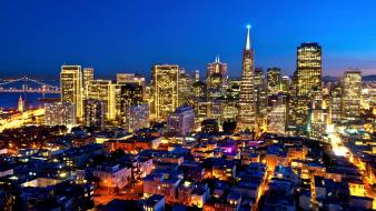 Usa california san francisco hdr photography modern wallpaper