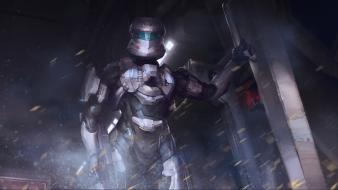 Video games spartan halo assault halo: wallpaper
