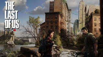 Video games the last of us playstation 4 wallpaper