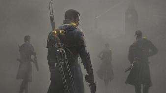 Video games the order 1886 wallpaper