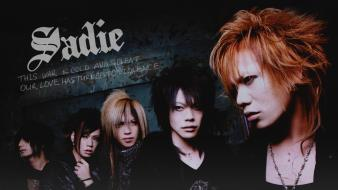 Visual kei j-rock sadie wallpaper
