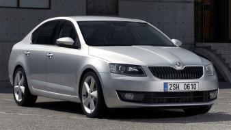 2013 skoda octavia wallpaper