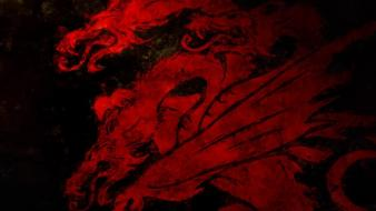 Abstract game of thrones targaryn wallpaper