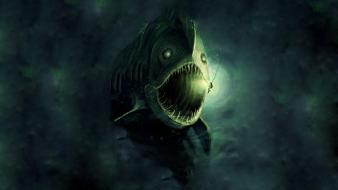 Angler fish pictures wallpaper