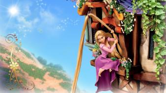 Barbie rapunzel wallpaper