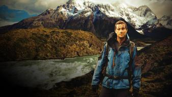 Bear grylls man vs wild landscapes men mountains wallpaper