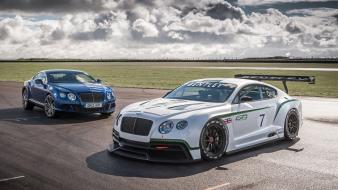 Cars bentley continental gt speed gt3 Wallpaper