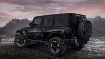 Cars design jeep wrangler wallpaper