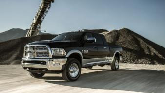 Cars dodge ram heavy pickup Wallpaper