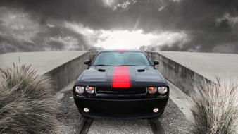 Cars dodge redline challenger muscle car wallpaper