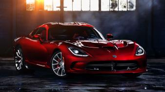 Cars dodge viper muscle car Wallpaper