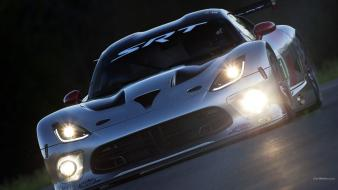 Cars dodge viper srt muscle car gts wallpaper