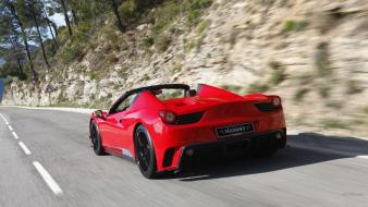 Cars ferrari monaco mansory 458 supercar wallpaper