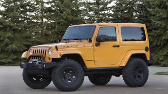 Cars jeep mopar wrangler wallpaper