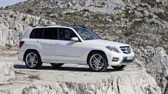 Cars mercedes benz glk wallpaper