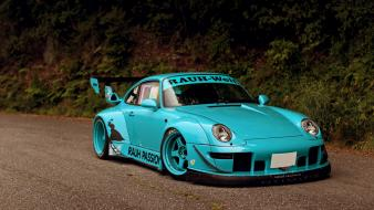 Cars porsche carrera tuning Wallpaper