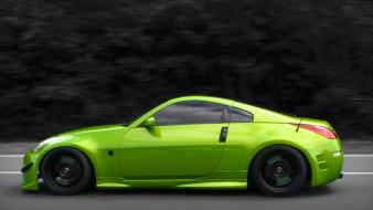 Cars tuning nissan 350z Wallpaper