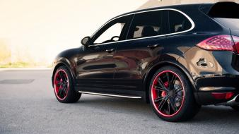 Cars tuning porsche cayenne wallpaper