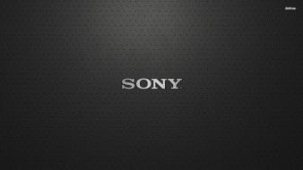 Computers sony brands logos wallpaper