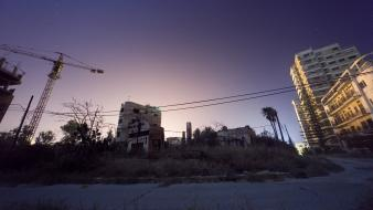 Cyprus abandon famagusta ghost city turkish invasion wallpaper