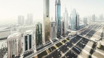 Dubai future cities uae wallpaper