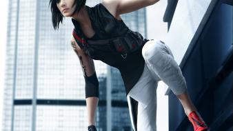 Faith connors electronic arts mirrors edge 2 Wallpaper