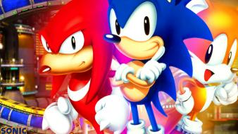 Games team classic knuckles echidna game characters Wallpaper