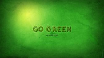Go nature green background wallpaper