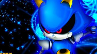 Hedgehog video games metal game characters team wallpaper