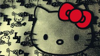 Hello kitty background wallpaper