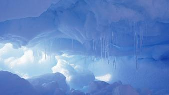 Ice cave pictures Wallpaper