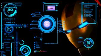 Iron man 3 jarvis wallpaper