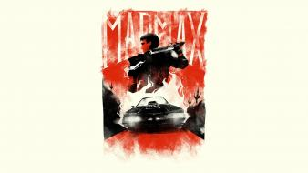 Mad max mel gibson fan art movies post-apocalyptic wallpaper