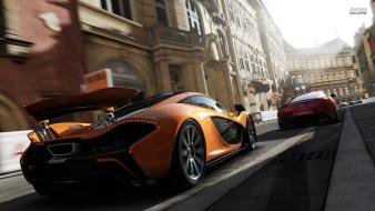 Mclaren p1 forza motorsport 5 wallpaper