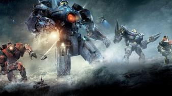 Movies robots pacific rim Wallpaper