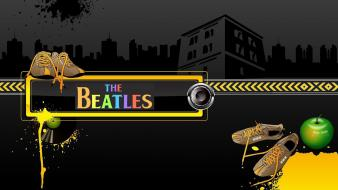 Music the beatles bands pop band rock tuner wallpaper