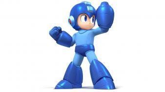 Nintendo video games mega man super smash bros wallpaper